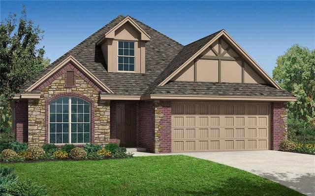 19721 Brookville Drive, Edmond, OK 73012 (MLS #920771) :: Keri Gray Homes