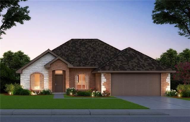 19725 Brookville Drive, Edmond, OK 73012 (MLS #920776) :: Keri Gray Homes