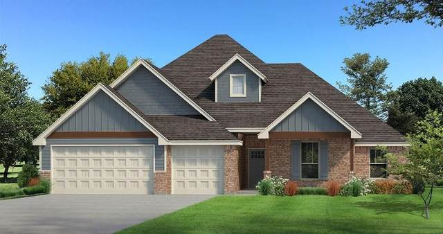 504 Greens Parkway, Norman, OK 73069 (MLS #920780) :: Keri Gray Homes