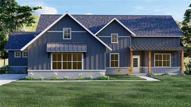 12140 Memory Lane, Edmond, OK 73025 (MLS #920793) :: Keri Gray Homes