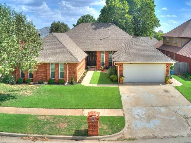 4104 NW 144th Terrace, Oklahoma City, OK 73134 (MLS #920881) :: Homestead & Co
