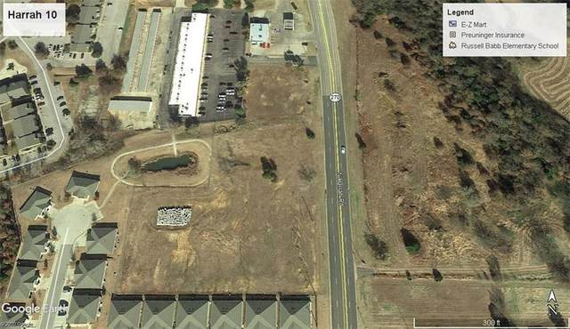 S Harrah Boulevard, Harrah, OK 73045 (MLS #920963) :: Homestead & Co