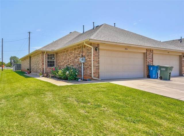 432 Sterling Pointe Way, Edmond, OK 73003 (MLS #920989) :: Your H.O.M.E. Team