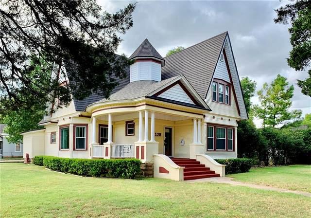 128 S 13th Street, Chickasha, OK 73018 (MLS #921015) :: Keri Gray Homes