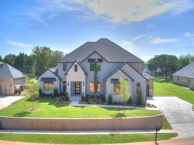 5016 Isle Bridge Court, Edmond, OK 73034 (MLS #921026) :: Keri Gray Homes