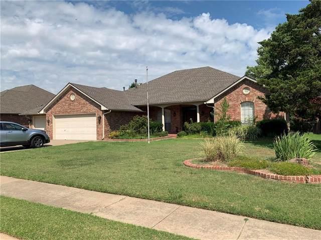 2617 E Ashecroft Drive, Edmond, OK 73034 (MLS #921032) :: Homestead & Co