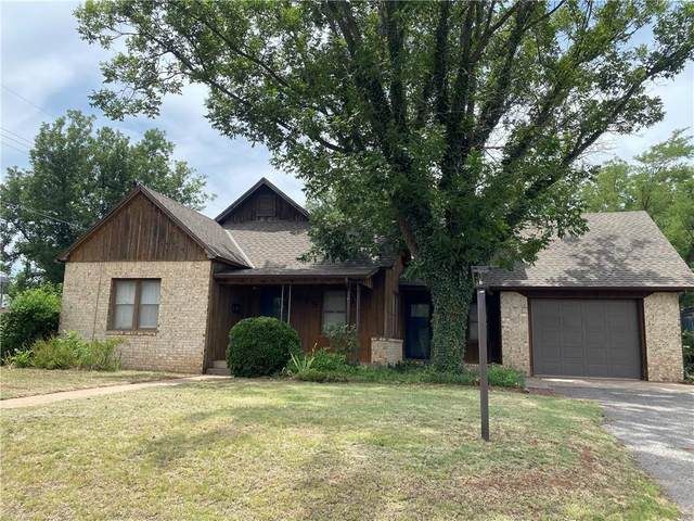 315 N Calloway Avenue, Elk City, OK 73644 (MLS #921076) :: Homestead & Co