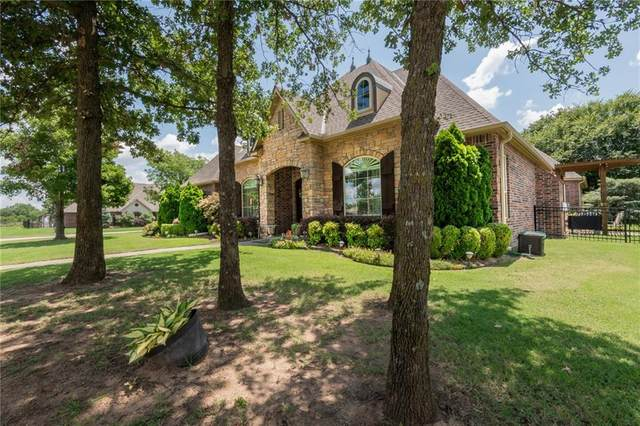13432 Glen Eagle Point, Choctaw, OK 73020 (MLS #921151) :: ClearPoint Realty