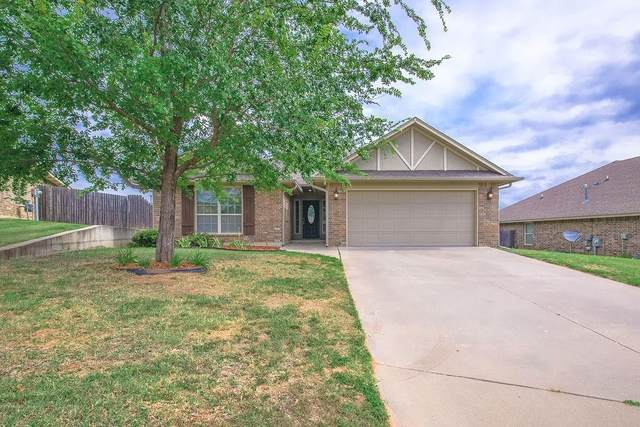 12799 Katie Court, Choctaw, OK 73020 (MLS #921156) :: Your H.O.M.E. Team