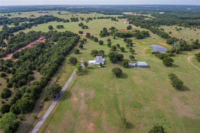 12626 State Highway 39, Blanchard, OK 73010 (MLS #921171) :: Homestead & Co