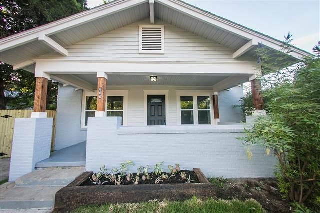 606 E Main Street, Norman, OK 73071 (MLS #921173) :: Homestead & Co