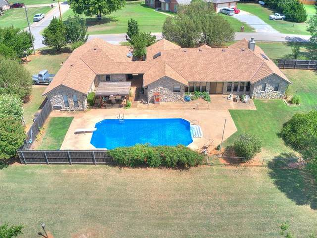 13140 Lacresta Drive, Piedmont, OK 73078 (MLS #921260) :: Homestead & Co