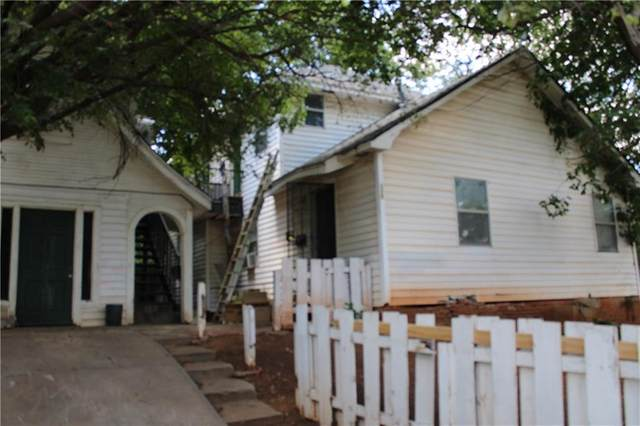 3607 N Francis Avenue, Oklahoma City, OK 73118 (MLS #921287) :: Homestead & Co