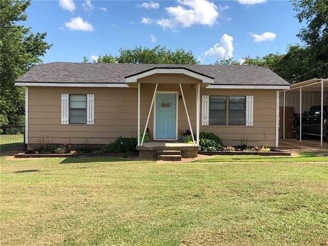 19068 Highway 29, Foster, OK 73434 (MLS #921290) :: Homestead & Co
