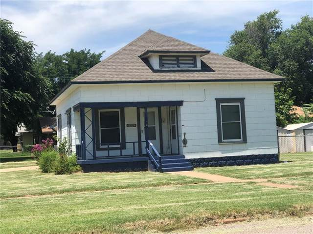 401 N Jefferson Avenue, Elk City, OK 73644 (MLS #921364) :: ClearPoint Realty