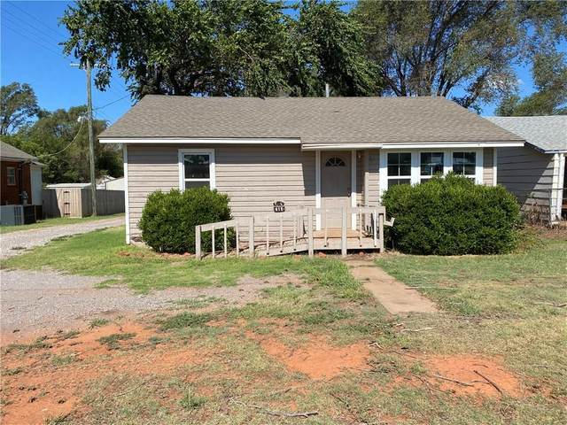 406 S Ll Males, Cheyenne, OK 73628 (MLS #921404) :: ClearPoint Realty