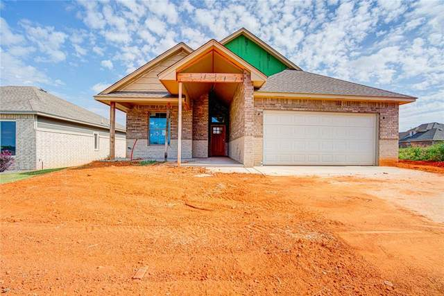 8301 NW 151st Street, Edmond, OK 73012 (MLS #921439) :: Erhardt Group at Keller Williams Mulinix OKC