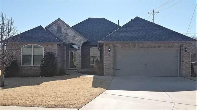 8412 NW 122nd Circle, Oklahoma City, OK 73142 (MLS #921467) :: Homestead & Co