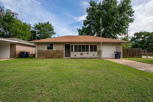 2301 E 10th Street, Shawnee, OK 74801 (MLS #921550) :: Homestead & Co