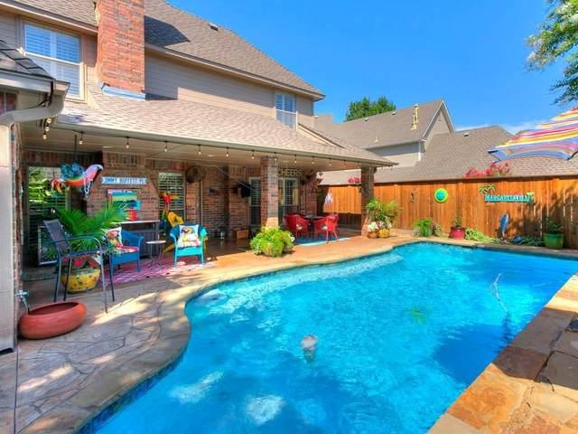 3104 Trails Court, Norman, OK 73072 (MLS #921564) :: Keri Gray Homes