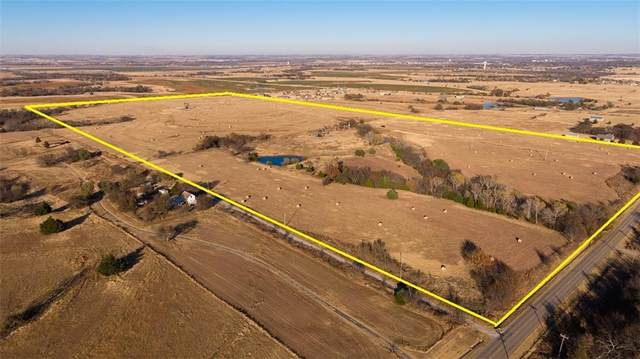 County Road 1370, Chickasha, OK 73018 (MLS #921573) :: Keri Gray Homes