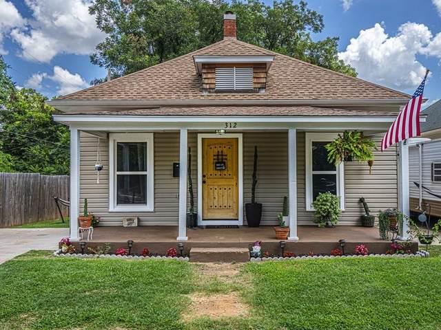312 N 11th Street, Guthrie, OK 73044 (MLS #921594) :: Keri Gray Homes