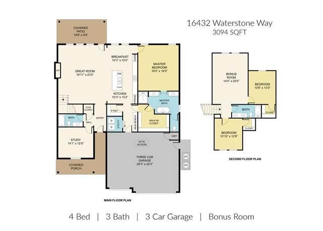 16324 Water Stone Way, Edmond, OK 73013 (MLS #921614) :: Keri Gray Homes