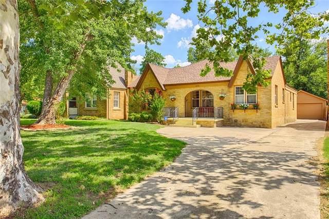 2716 NW 15th Street, Oklahoma City, OK 73107 (MLS #921628) :: Homestead & Co