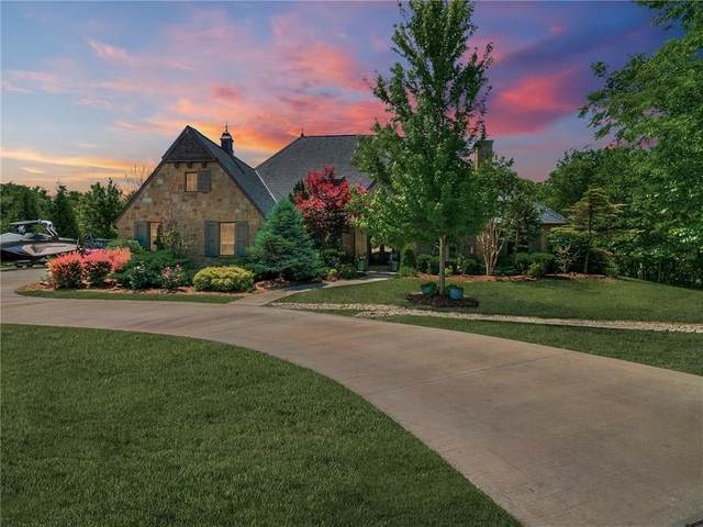 7220 NE 111 Street, Edmond, OK 73013 (MLS #921649) :: Keri Gray Homes