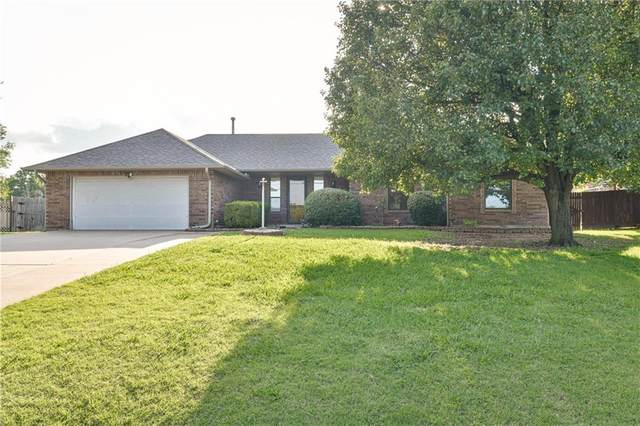 5721 N Central Road, Bethany, OK 73008 (MLS #921681) :: Homestead & Co