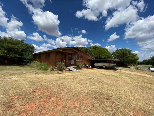 1012 S Cearlock Avenue, Cheyenne, OK 73628 (MLS #921731) :: The UB Home Team at Whittington Realty