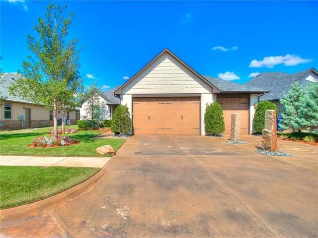 16717 Doyle Drive, Edmond, OK 73012 (MLS #921766) :: Keri Gray Homes