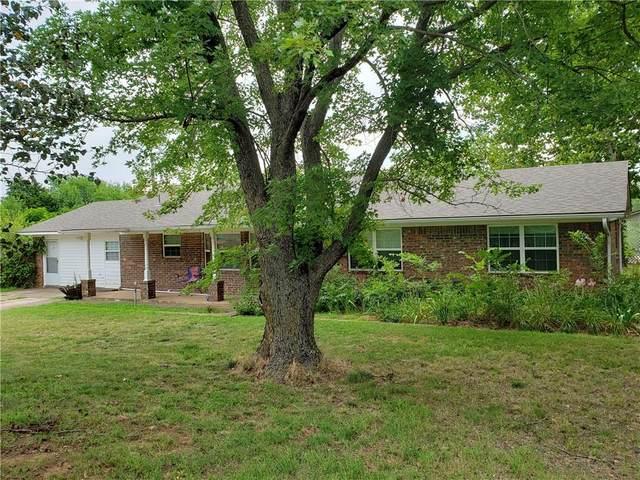 8701 SE 48th Avenue, Noble, OK 73068 (MLS #921767) :: Keri Gray Homes