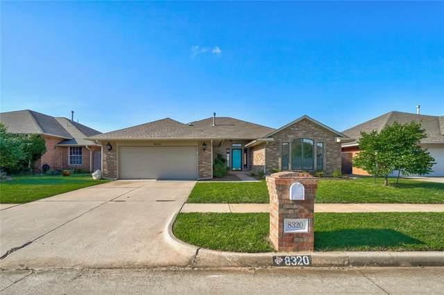 8320 NW 77th Place, Oklahoma City, OK 73132 (MLS #921770) :: Homestead & Co