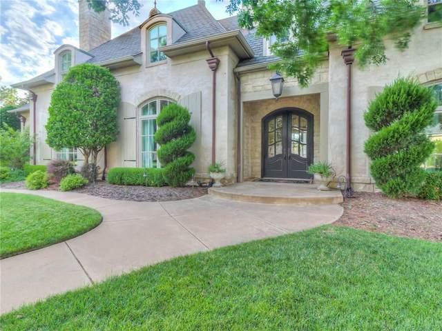 5701 Rosebay Court, Oklahoma City, OK 73142 (MLS #921808) :: Homestead & Co