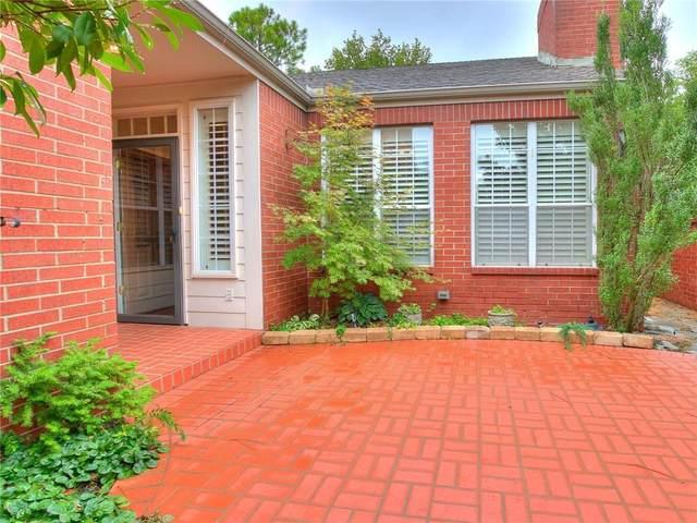 8680 N May Avenue 17-A, Oklahoma City, OK 73120 (MLS #921815) :: Keri Gray Homes