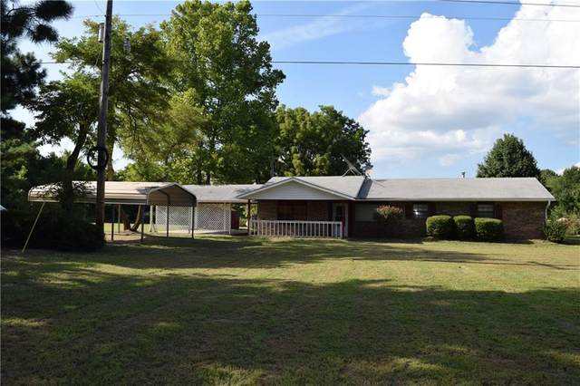 427077 Texanna Road, Checotah, OK 74426 (MLS #921847) :: Homestead & Co