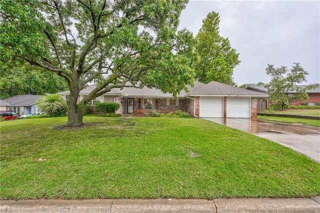 5000 NW 62nd Street, Oklahoma City, OK 73122 (MLS #921864) :: Homestead & Co