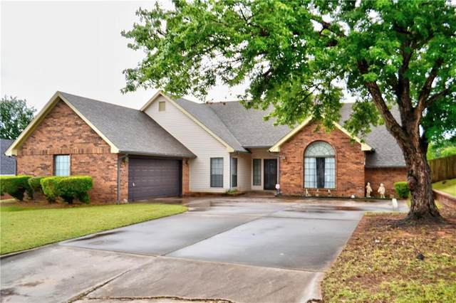 7 Kaross Road, Shawnee, OK 74801 (MLS #921979) :: ClearPoint Realty