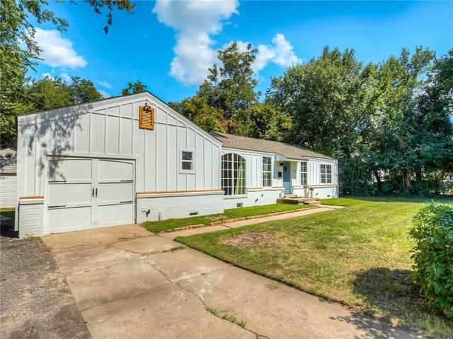 4700 N Hammond Avenue, Warr Acres, OK 73122 (MLS #921993) :: Keri Gray Homes
