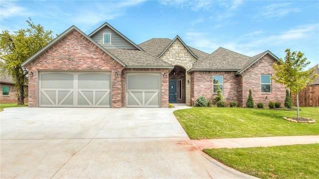 4000 Hunter Glen Drive, Oklahoma City, OK 73179 (MLS #922058) :: Homestead & Co
