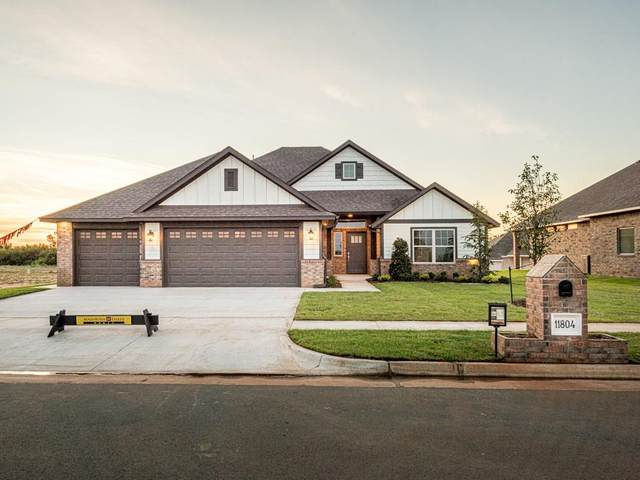 11804 Kylie Elizabeth Road, Oklahoma City, OK 73162 (MLS #922059) :: Keri Gray Homes