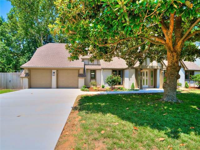 2612 Lynnwood Circle, Norman, OK 73072 (MLS #922064) :: Homestead & Co
