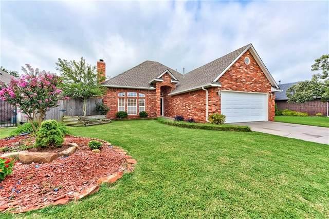 1136 SW 130th Street, Oklahoma City, OK 73170 (MLS #922075) :: Homestead & Co