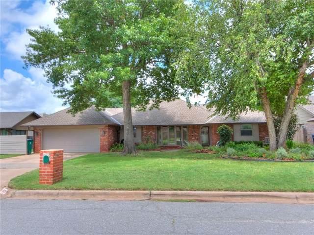 4809 NW 74th Street, Oklahoma City, OK 73132 (MLS #922126) :: Keri Gray Homes
