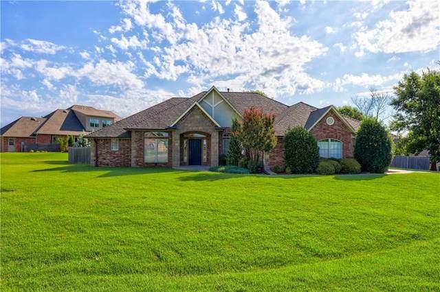 3842 Guinn Avenue, Norman, OK 73072 (MLS #922143) :: Homestead & Co