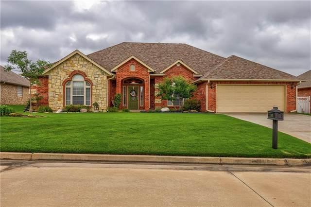 1609 Hunters Ridge Drive, Shawnee, OK 74804 (MLS #922160) :: Homestead & Co