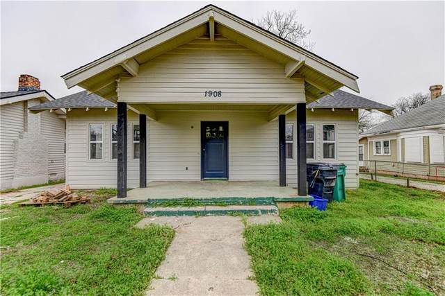 1908 NW 11th Street, Oklahoma City, OK 73106 (MLS #922164) :: ClearPoint Realty