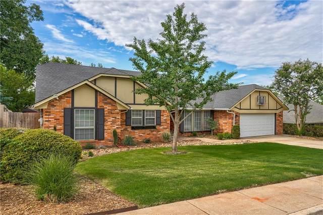 2908 N Trail Ridge Road, Edmond, OK 73012 (MLS #922187) :: Homestead & Co