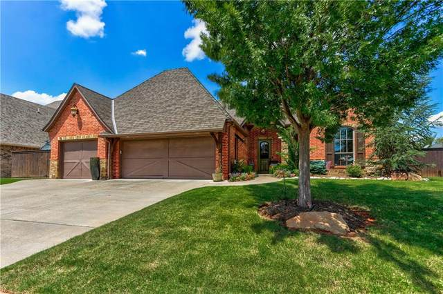 13105 Rustic Ridge Ridge, Oklahoma City, OK 73142 (MLS #922202) :: Homestead & Co
